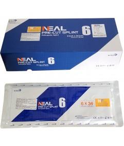 Nẹp bó bột không dệt Neal Splint (15cmx85cm)
