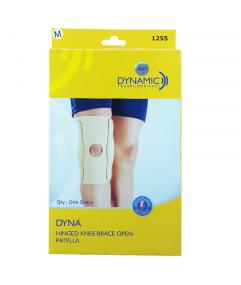 Đai đầu gối với miếng cố định vùng xương bánh chè Dyna