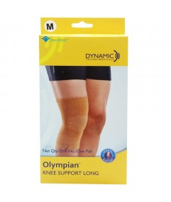 Băng hỗ trợ đầu gối Olympian loại dài D29
