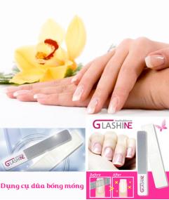 Dụng cụ dũa bóng móng GlaShine
