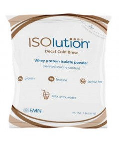 Thực phẩm bổ sung ISOlution vị Decaf Cold Brew