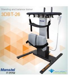 Thiết bị tập đứng và cân bằng 3DBT-26
