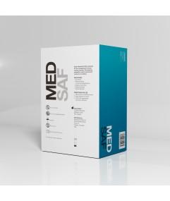 MedSaf - Băng thấm hút dịch vết thương (4 x 5 inch)