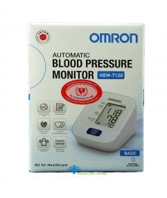 Máy đo huyết áp bắp tay điện tử Omron HEM-7120