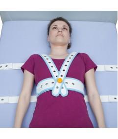 Đai ngực Salvafix không cố định với giường