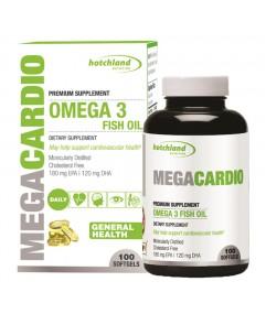 MegaCardio Thực phẩm chức năng dầu cá Omega 3