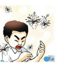 Miếng dán chống muỗi Hannox