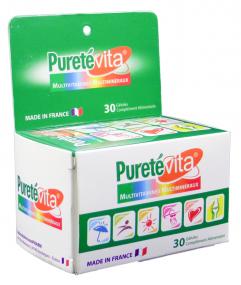 Vitamin & khoáng chất Pureté vita