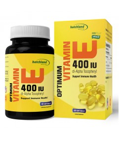 Optimum Vitamin E 400 IU - Thực phẩm chức năng bổ sung Vitamin E