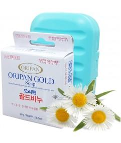 Xà bông rửa mặt trị mụn Oripan Gold